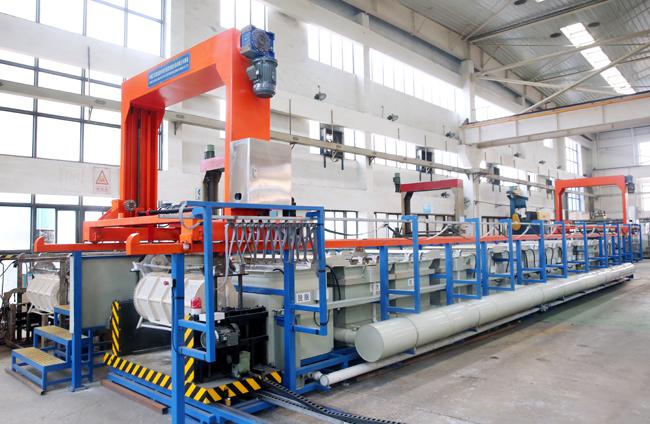 磷皂化生产线